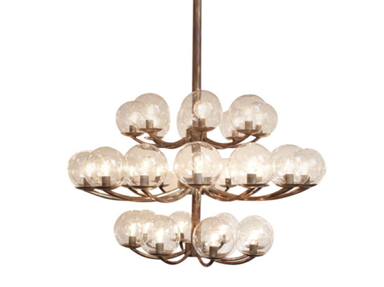 1940s chandelier trans luxetrans luxe custom lighting and 1940s chandelier trans luxetrans luxe custom lighting and shades hand made in new york city aloadofball Image collections