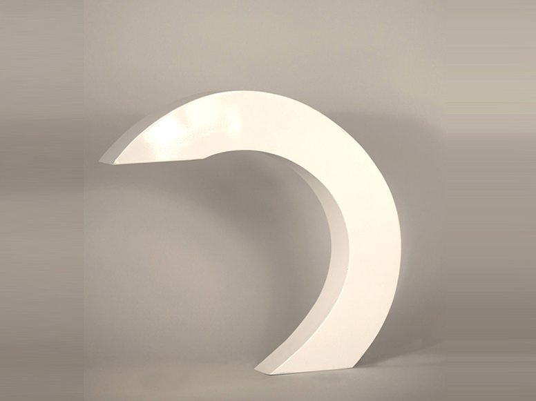C Lamp Shape