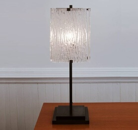 Custom Bronze Lamp