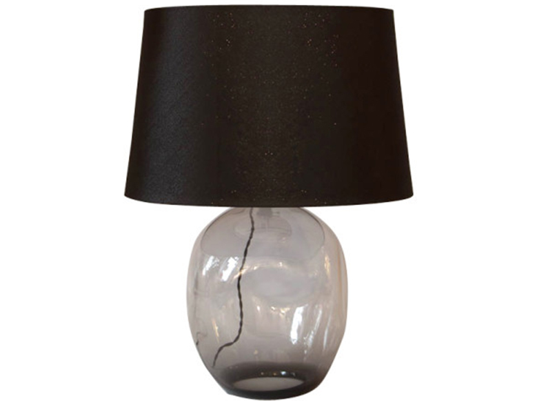 Organic Hand-Blown Table Lamp