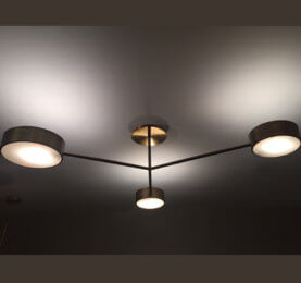 Stellar Three Arm Pendant & Home Products Lighting - trans-LUXEtrans-LUXE : Custom Lighting ... azcodes.com