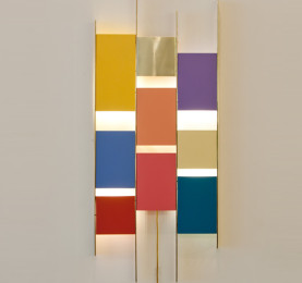 Rectangular Color Sconce featured image test