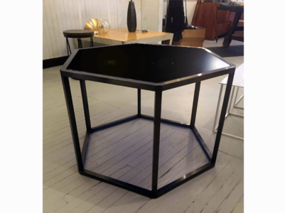 Custom Hexagon Table