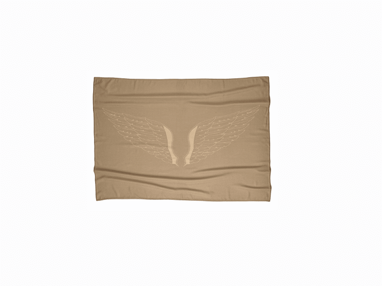 Angel Wings Throw / Reversible